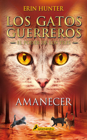 AMANECER (LOS GATOS GUERREROS. EL PODER DE LOS TRES 6)