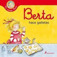 BERTA HACE GALLETAS (MI AMIGA BERTA)