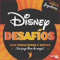 DESAFÍOS DISNEY (2-5 JUGADORES)