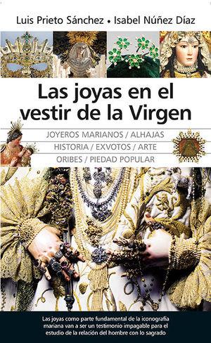 LAS JOYAS EN EL VESTIR DE LA VIRGEN