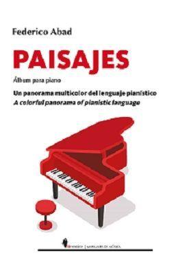 PAISAJES. ALBUM PARA PIANO