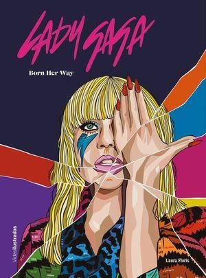 LADY GAGA. BORN HER WAY