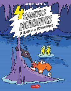 4 COBAYAS MUTANTES 2: LA BESTIA DE LAS PROFUNDIDADES
