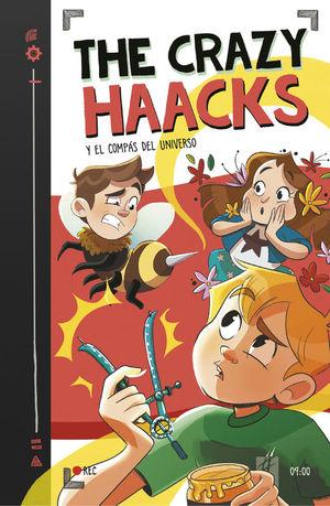 THE CRAZY HAACKS 9: Y EL COMPÁS DEL UNIVERSO