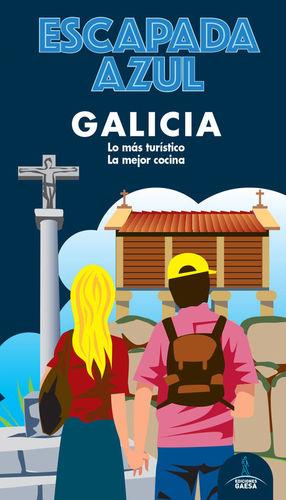 GALICIA ESCAPADA AZUL