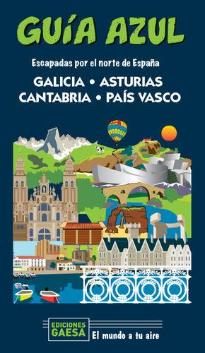 GALICIA, ASTURIAS, CANTABRIA Y PAÍS VASCO