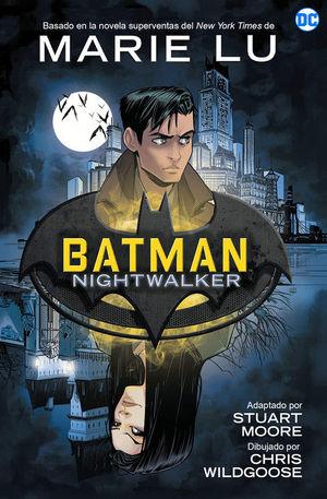 BATMAN NIGHTWALKER. LA NOVELA GRÁFICA