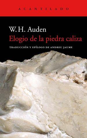 ELOGIO DE LA PIEDRA CALIZA