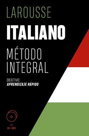 ITALIANO. MÉTODO INTEGRAL (+ 2 CD + MP3)