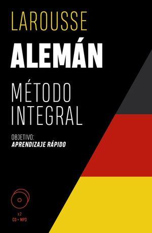 ALEMÁN. MÉTODO INTEGRAL (+ 2 CD + MP3)
