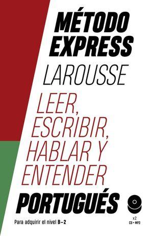 MÉTODO EXPRESS PORTUGUÉS (+2 CD + MP3)