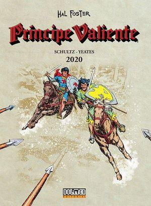 PRINCIPE VALIENTE (SCHULTZ-YEATES 2020)