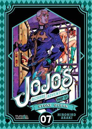 JOJO'S BIZZARRE ADVENTURE PARTE 6: STONE OCEAN 07