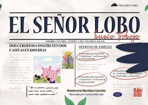 EL SEÑOR LOBO BUSCA TRABAJO