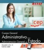 CUERPO GENERAL ADMINISTRATIVO ADMINISTRACION GENERAL DEL ESTADO