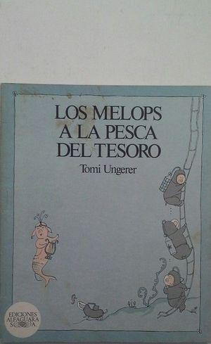 LOS MELOPS A LA PESCA DEL TESORO