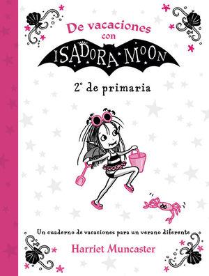 DE VACACIONES CON ISADORA MOON 2º DE PRIMARIA