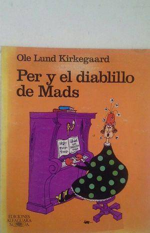 PER Y EL DIABLILLO DE MADS