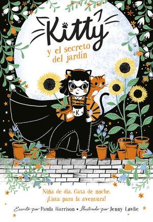 KITTY Y EL JARDIN SECRETO