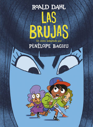 LAS BRUJAS (COMIC ADAPTADO)
