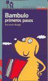 BAMBULO PRIMEROS PASOS