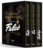TRILOGÍA DE FALCÓ (ESTUCHE). FALCÓ / EVA / SABOTAJE