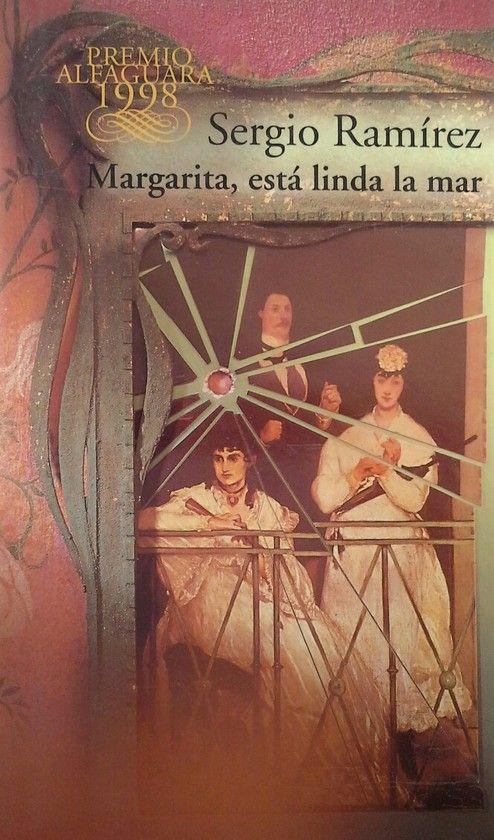 MARGARITA  ESTÁ LINDA LA MAR
