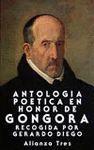 ANTOLOGIA POETICA EN HONOR DE GONGORA