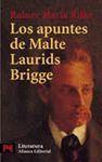 APUNTES DE MALTE LAURIDS BRIGGE