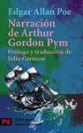NARACION DE ARTHUR GORDON PYM