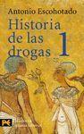 HISTORIA DE LAS DROGAS 1