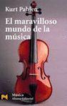 MARAVILLOSO MUNDO DE LA MUSICA, EL