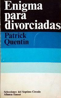 ENIGMA PARA DIVORCIADAS