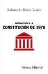INTRODUCCIÓN A LA CONSTITUCIÓN DE 1978