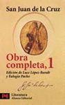OBRA COMPLETA,1 SAN JUAN DE LA CRUZ