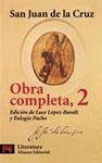 OBRA COMPLETA,2 SAN JUAN DE LA CRUZ