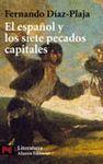 ESPAÑOL Y LOS SIETE PECADOS CAPITALES,EL