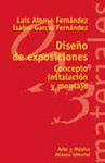 DISEÑO DE EXPOSICIONES. CONCEPTO INSTALACON Y MONTAJE
