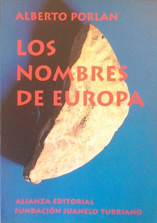 LOS NOMBRES DE EUROPA