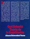 TEORIA DE CONSTITUCION
