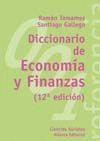 DICCIONARIO DE ECONOMIA Y FINANZAS (11ª EDICION)