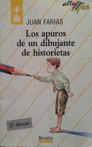 LOS APUROS DE UN DIBUJANTE DE HISTORIETAS