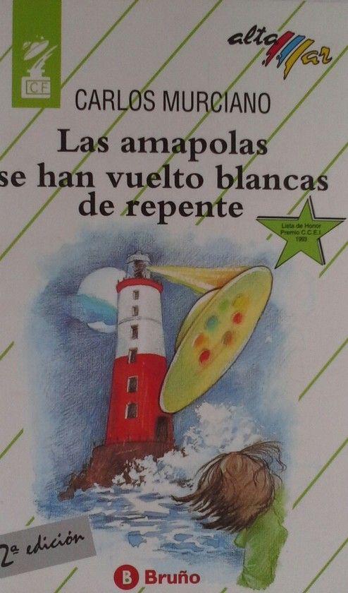 LAS AMAPOLAS SE HAN VUELTO BLANCAS DE REPENTE