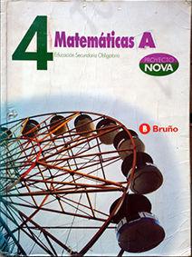MATEMÁTICAS A, 4º ESO