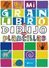 MI GRAN LIBRO DE DIBUJO CON PLANTILLAS