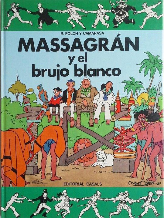 MASSAGRAN Y EL BRUJO BLANCO