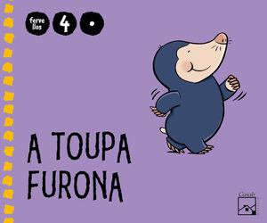 A TOUPA FURONA 1ER TRIMESTRE 4 ANOS. FERVELLOS