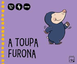 A TOUPA FURONA 3ER TRIMESTRE 4 ANOS. FERVELLOS