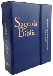 SAGRADA BIBLIA (ED. BOLSILLO - CON ESTUCHE)