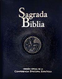 SAGRADA BIBLIA VERSIÓN OFICIAL CEE CREMALLERA